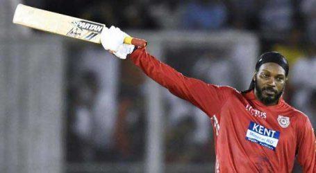 Sunrisers Hyderabad crushed under Chris Gayle's ton
