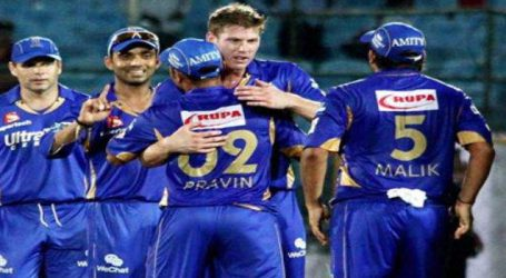 IPL 2018 : Rajasthan Royals win by 10 runs