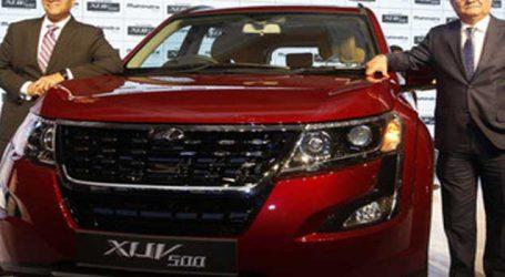 Mahindra & Mahindra launches Plush New XUV500