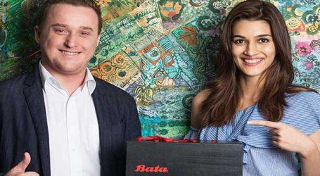 BATA India appoints Kriti Sanon as its new brand ambassador