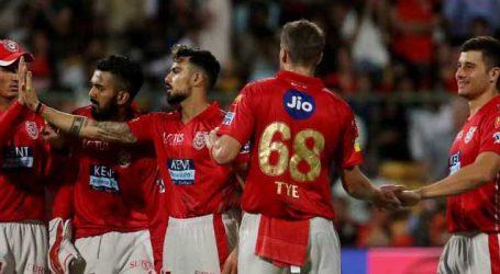 IPL: Kings XI Punjab beat Sunrisers Hyderabad by 15 runs