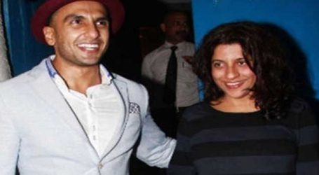 Ranveer thanks Zoya Akhtar for unique experience of 'Gully Boy'