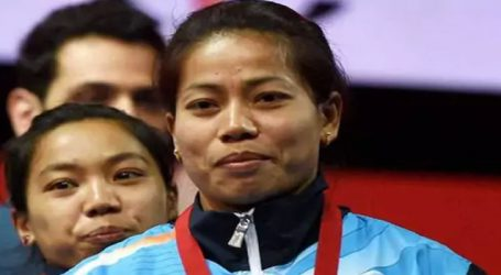 CWG 2018: Sanjita Chanu bags gold in weightlifting