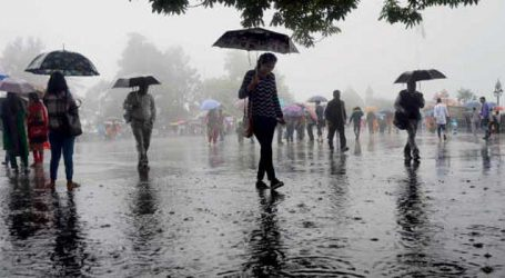 Pre-monsoon sporadic rains continue in Nagaland