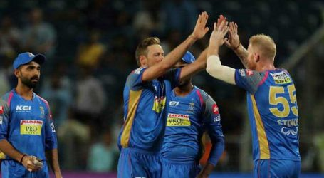 IPL 2018 : Rajasthan Royals beat Chennai Super Kings by four wickets