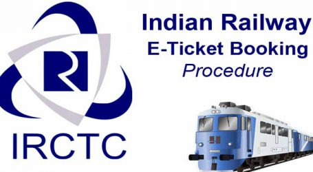Railways launches new user interface of e-ticketing system
