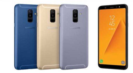 Samsung launches Galaxy J6, J8, A6 and A6+, aims 45 pc market share