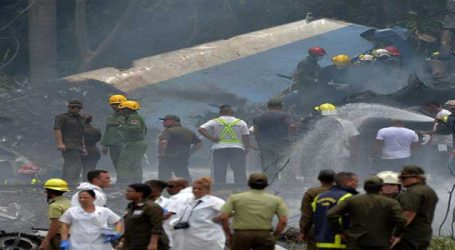 More than 100 killed in Cuba airliner crash