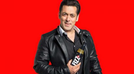 Appy Fizz launches its first marketing campaign featuring Salman Khan