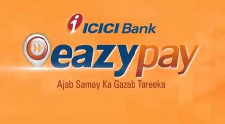 ICICI Bank launches next-generation features on 'Eazypay'