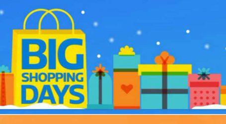 Flipkart Big Shopping Days from May 13-16