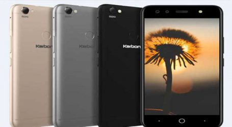 Karbonn launches dual camera smartphone 'Frames S9' at Rs 6,790