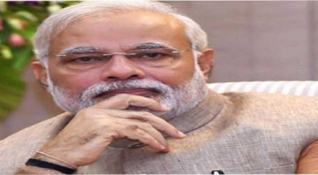 PM greets people of Mah, Guj on their Statehood Day