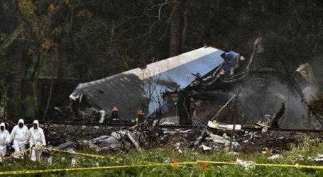 Cuba plane crash death toll rises to 111, Mexico suspends lease company
