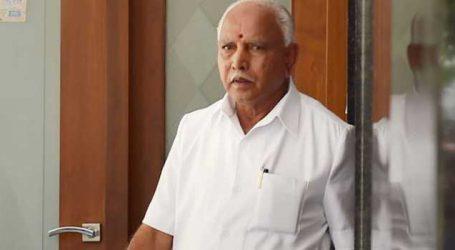 Yeddyurappa cries foul, alleges irregularities in Karnataka polls