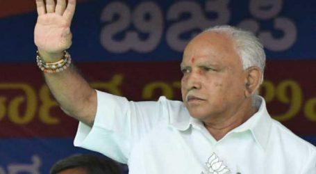 Amit Shah justifies forming Yeddyurappa govt in Karnataka