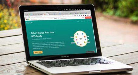Zoho offers GST-ready solution Zoho Finance Plus
