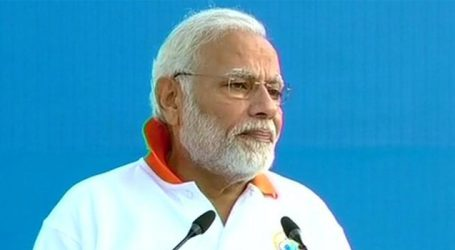 Hope that yoga can become a binding force for the world: PM Modi