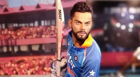 Wax statue of Indian cricket captain Virat Kohli unveiled at Madame Tussauds Delhi