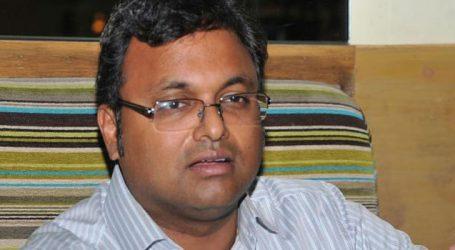ED raids Karti Chidambaram premises in Delhi and Chennai