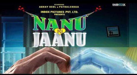 Abhay Deol plays bad boy avatar in 'Nanu Ki Jaanu'