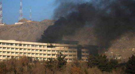 India blames Pakistan for Kabul terror attack