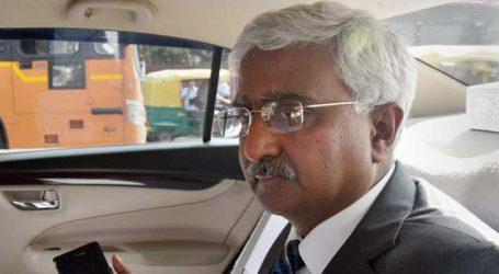 Nagaland Chief Secretary assaulted in Delhi by MLA
