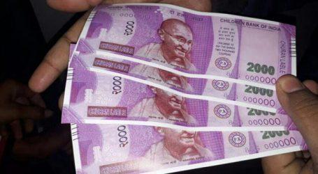 Fake currency racketeer held in West Bengal