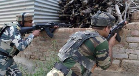 Militant, Soldier Killed, encounter broke out in Pulwama