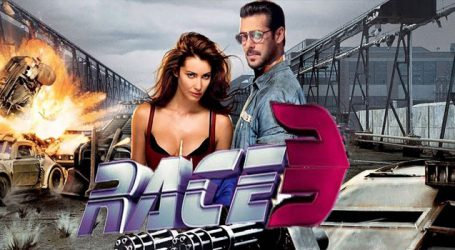 'Race 3' earns Rs 106.47 cr on opening weekend