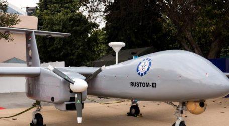 DRDO successfully tests flight Rustom-2