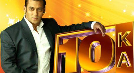 Salman to host 'Dus Ka Dum' in his original style