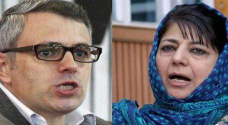 Jammu and Kashmir : PDP, Congress, National Conference VS BJP