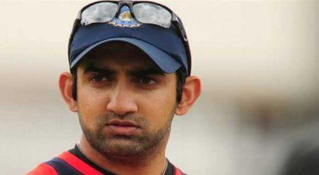 IPL 2018: Gambhir appointed Delhi Daredevils captain