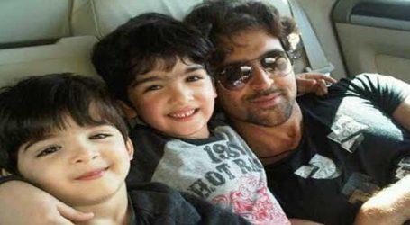 On his son's birthday, Hrithik Roshan pens an inspiring message