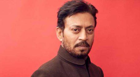 Irrfan Khan reveals his 'rare disease' as 'NeuroEndocrine Tumour'
