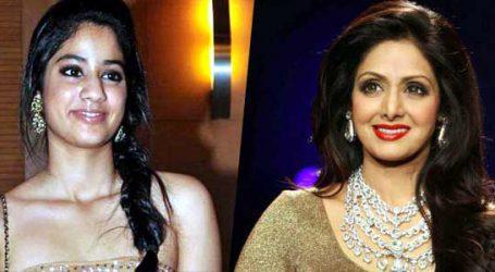 Quiet 21st birthday for Sridevi's daughter Janhvi