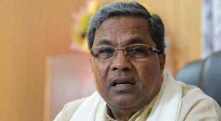 No Modi wave in Karnataka: CM Siddaramaiah