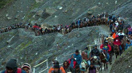 Registration for annual Amarnath Yatra begins