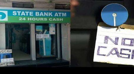 Cash flow in ATMs improves