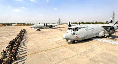 Gaganshakti exercise: IAF effectively exercise maritime war fighting concepts