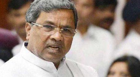 Amit Shah interacting with Dalits a high drama: CM Siddaramaiah