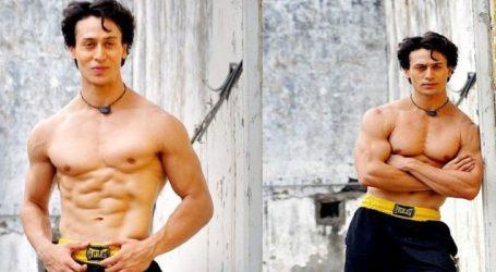 Tiger Shroff enters 100 crore club with 'Baaghi 2'