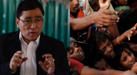 Rohingya repatriation to begin very soon: Myanmar Minister