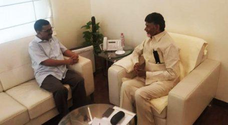 Kejriwal meets AP CM in Delhi