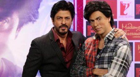 Madame Tussauds Delhi unveils Shah Rukh Khan's wax figure