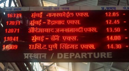 Train delay predictions in India to be improved with Machine learning and statistical modelling