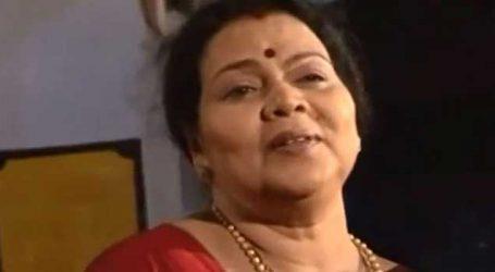 Noted film actress Anita Das dies of cardiac arrest