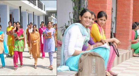Haryana decides to start 31 govt colleges for girls