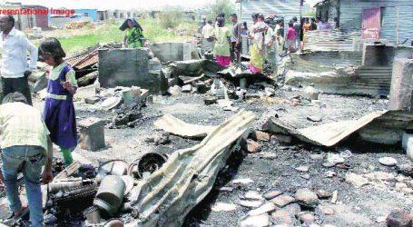 LPG blast: 30 injured in Kangra, no causality
